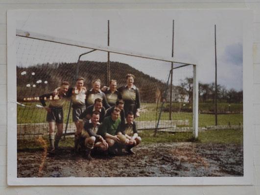 1965: Fussballduell: MGV vs. Musik