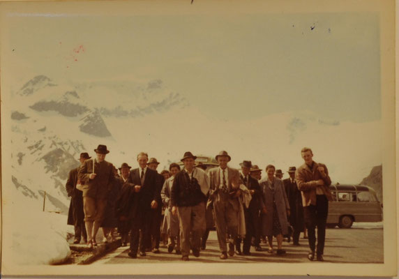 1961: Sängerausflug  Kaprun