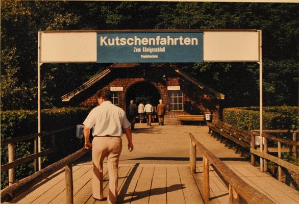 1989: Sängerausflug Hinterriß - Chiemsee