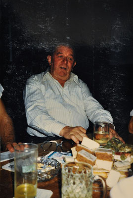 1991: Geburtstagsfeier
