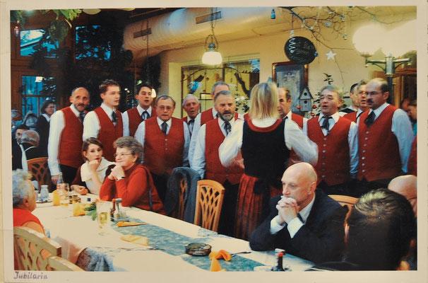 2004: Geburtstagsfeier