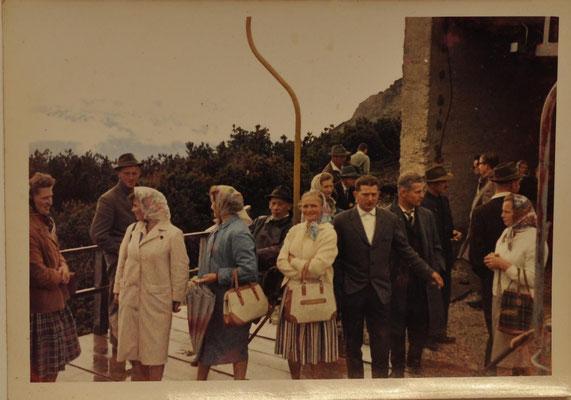1962: Sängerausflug Tauplitzalm