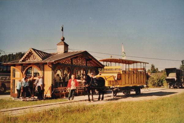 1999: Sängerausflug Tschechien