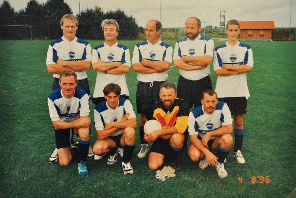 1996: Sportfest MGV-Team