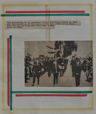 1963: 30 Jahre MGV