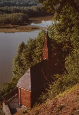 1976: Weihe der Bründlkapelle