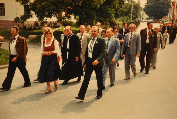 1983: Gründungsgau Sängerfest