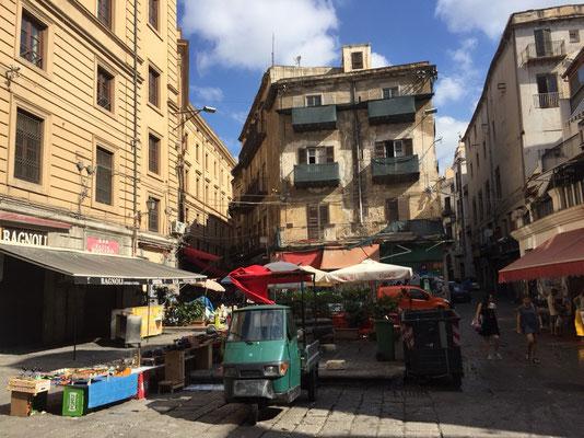 Der Mercato della Vucciria - Palermos ältester Markt!