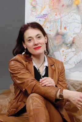 Marlene Marle Marquardt Audiovisuelle Autorin und Künstlerin Weimar