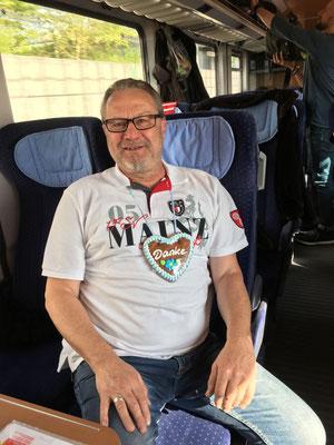 """""""Wir Reisen gerner mit Werner"""" .. auch ich sage DANKE !"""
