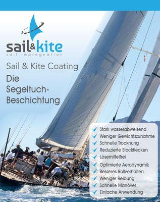 Nanoprotect Sail & Kite Coating - Umverpackung Frontseite
