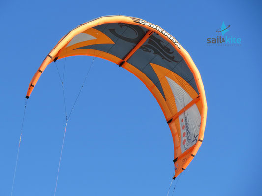 Nanoprotect Sail & Kite Coating - Sail and Spinnacker coating with impregnation and gliding effect