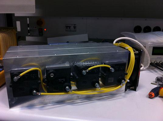 Siemens AG - Gleichstromdrossel