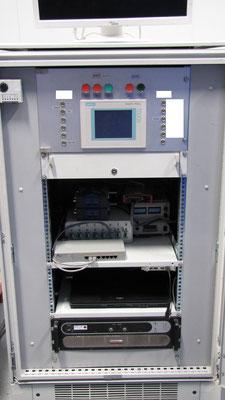 Siemens AG - Prüfturm vorne