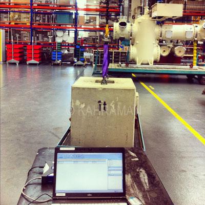 Siemens AG - HBM Kalibrierung