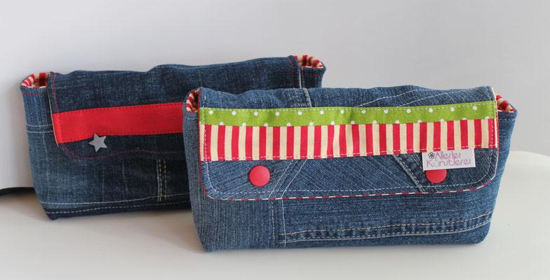 Täschchen aus Jeans