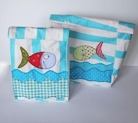 Lunchbag oder Schwimmtäschchen