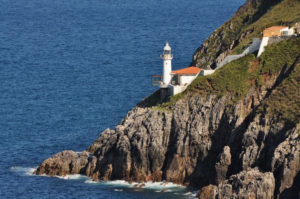 Faro de Santoña que da nombre a nuestra Conservera