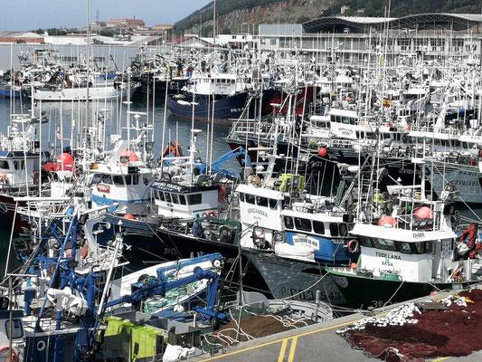 Puerto de Santoña