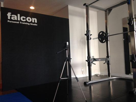 トレーニング中の動きを動画分析