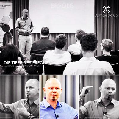 Anton Dörig: Top-Speaker für mehr Erfolg durch KLARHEIT - LEIDENSCHAFT - UMSETZUNG!