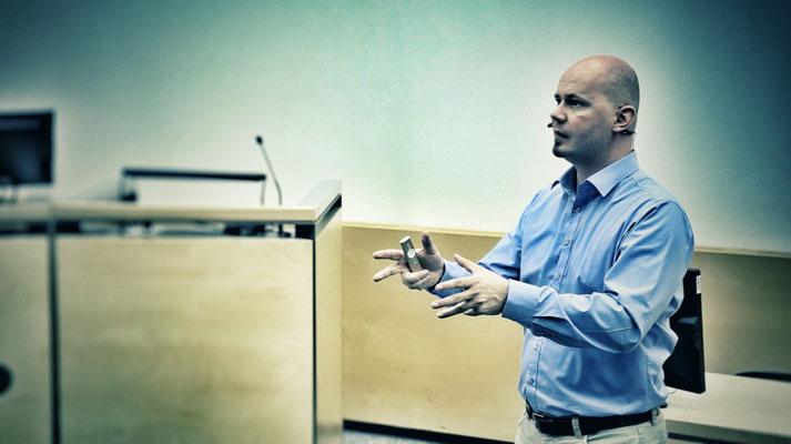 Anton Dörig: Keynote Speaker / Vortragsredner für Integrale Sicherheit (ganzheitliches Sicherheitsmanagement)