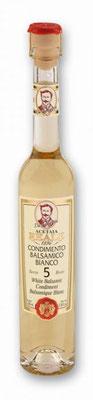 100 ml 5 jr Balsamico Bianco