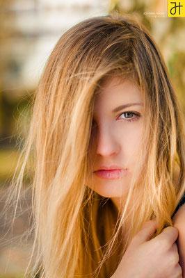 Model Lina Roth - © JOANNA HAAG / #Fotoshooting #Einzelportrait #Einzelshooting