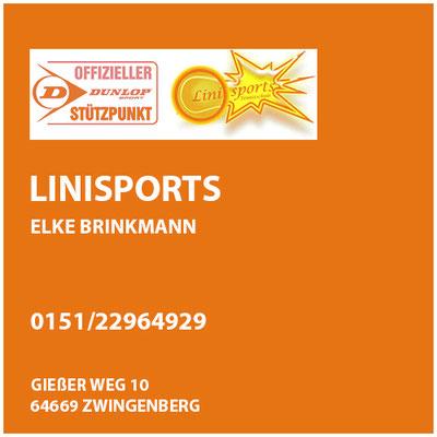 Linisports  Elke Brinkmann     Gießer Weg 10 64669 Zwingenberg