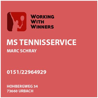 MS Tennisservice Marc Schray
