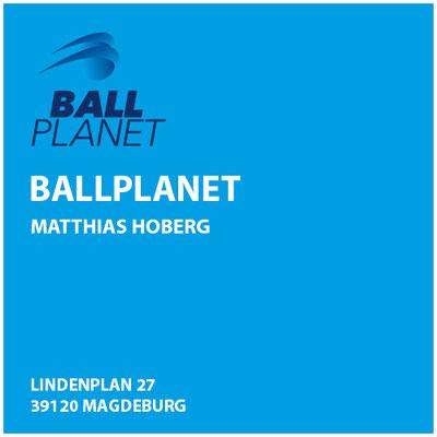 Ballplanet  Matthias Hoberg     Lindenplan 27  39120 Magdeburg