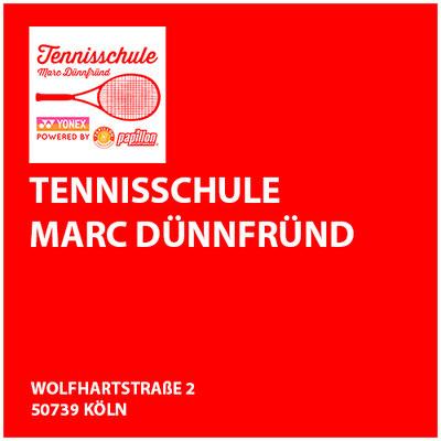 Tennisschule Marc Dünnfründ