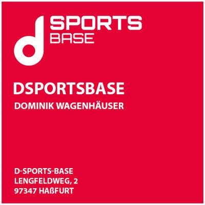 dSportsBase  Dominik Wagenhäuser     d-SPORTS-BASE  Lengfeldweg, 2  97347 Haßfurt