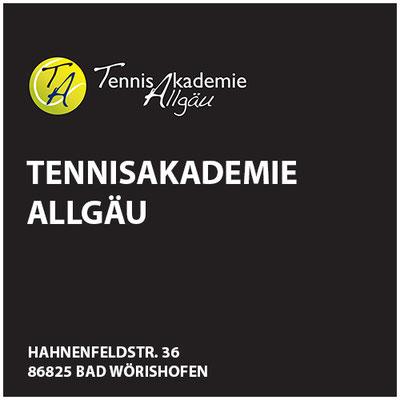 Tennisakademie Allgäu     Hahnenfeldstr. 36  86825 Bad Wörishofen