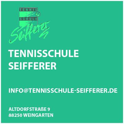 Tennisschule Seifferer      Altdorfstraße 9  88250 Weingarten