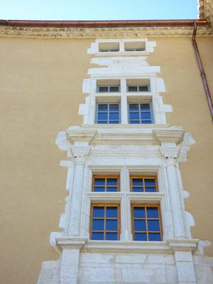 Château de Fan, Lussan (30) - Restauration des façades et création de 16 logements