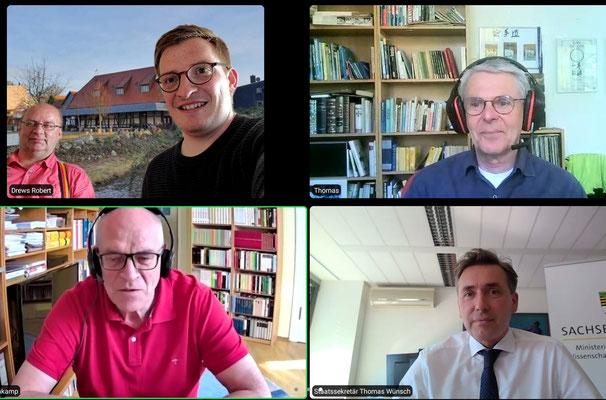 Thomas Wünsch spricht über Breitbandausbau in Salzwedel
