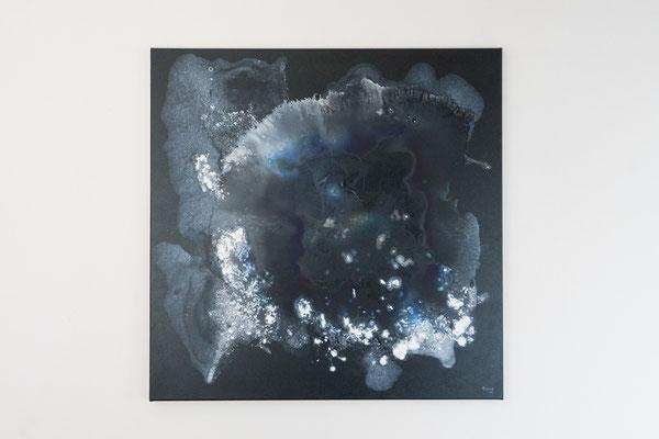 Weite | 80 x 80 cm | Acryl auf Leinwand