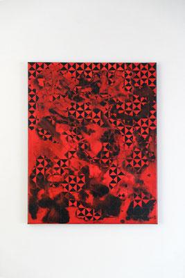 Puzzle | 40 x 50 cm | Acryl auf Leinwand