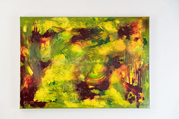 Traum | 50 x 70 cm | Acryl auf Leinwand