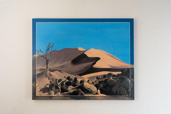 Die Düne | 80 x 100 cm | Acryl auf Leinwand