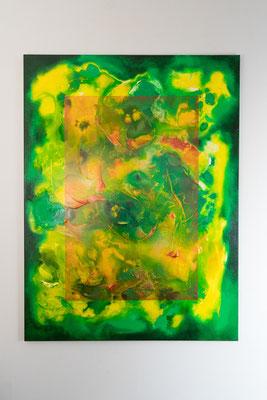 Mystic 1 | 120 x 90 cm | Acryl auf Leinwand