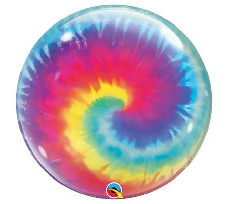 Bubble Balloon Tie Dye