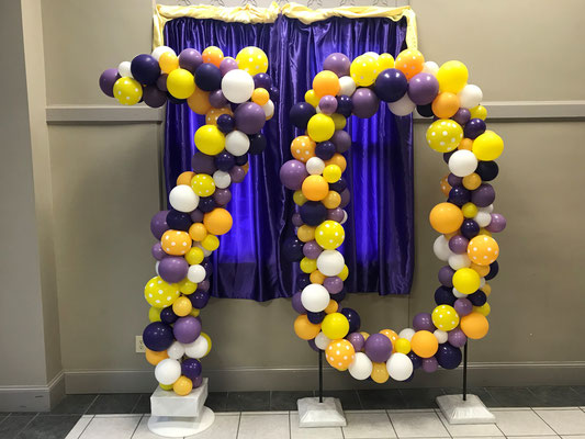 Air-Filled Balloon Sculpture 70 7 0 Birthday Anniversary