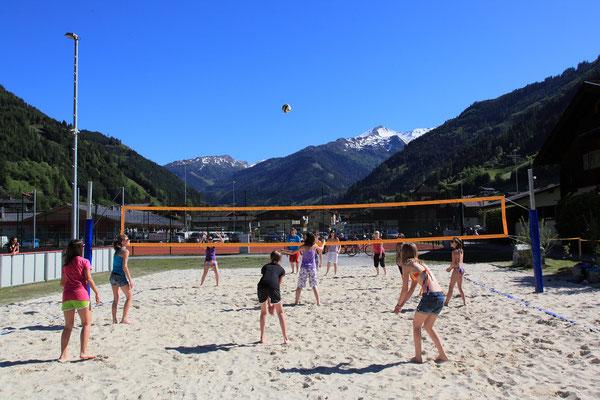 Beachvolleyball Sport- und Freizeitzentrum Grossarltal - © www.grossarltal.info