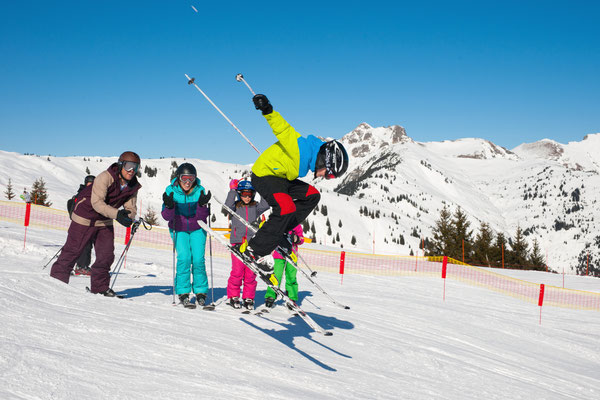 Familienskigebiet Skischaukel Grossarl-Dorfgastein - © www.grossarltal.info