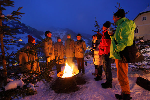 Adventstimmung - Urheber: © www.grossarltal.info