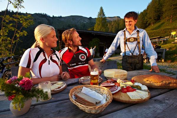Salzburger Almsommer im Grossarltal - Gemütliche Hütten und Selbstgemachtes - © www.grossarltal.info