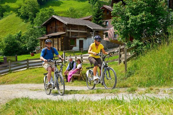 Talradweg Grossarltal - © www.grossarltal.info