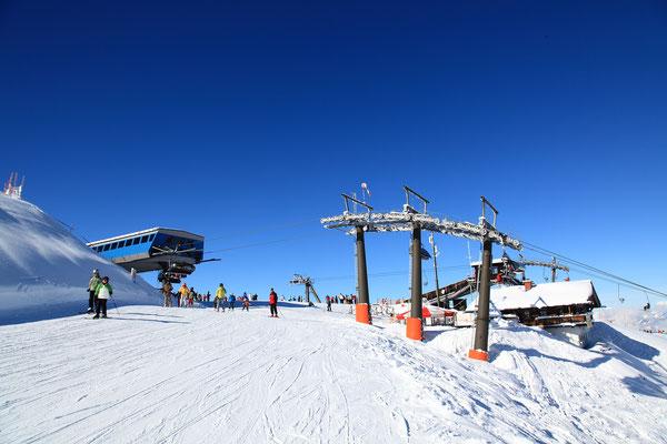 Lift Skilift Sessellift moderne Liftanlangen Skischaukel Grossarl-Dorfgastein - © www.grossarltal.info